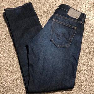 AG Everett Slim Straight Jeans